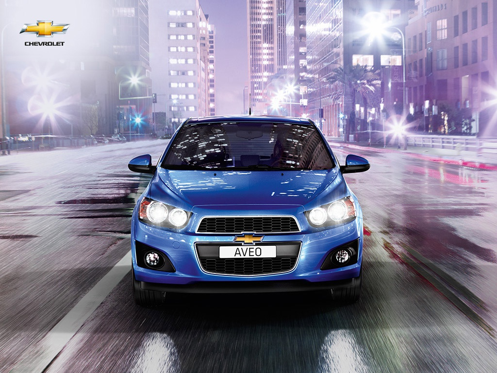 Фото галерея Chevrolet Aveo Hatc…