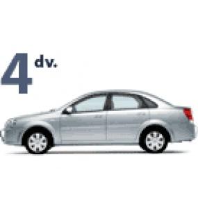 Chevrolet Lacetti 4dvéřové
